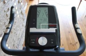 Asviva Speedbike S8 Trainingscomputer
