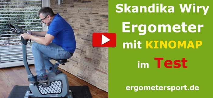 Das Bild verlinkt zum Skandika Wiry Youtube Video