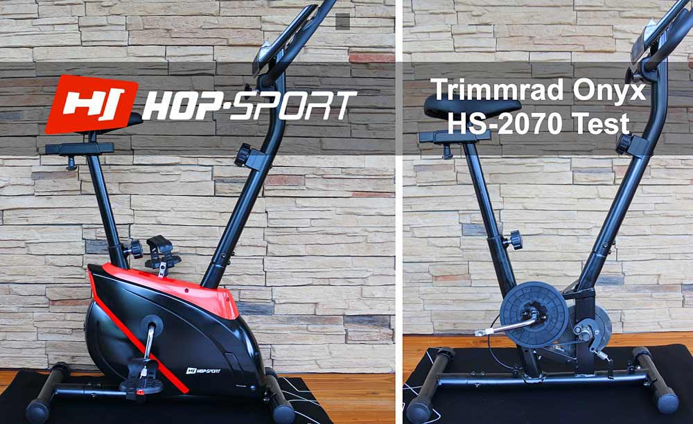 Hop-Sport Onyx HS-2070 Trimmrad im Test
