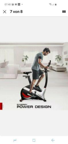 Heimtrainer Ergometer 150kg Benutzergewicht Trimmrad Indoor Hometrainer AX 3000