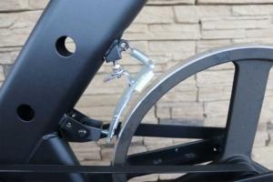 Das Bild zeigt die Magnetbremse des Hammer Racer